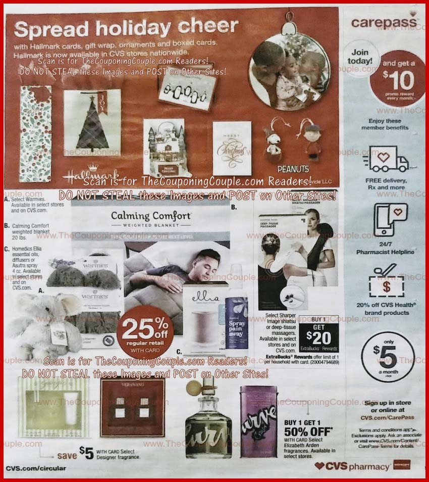 CVS weekly add-5